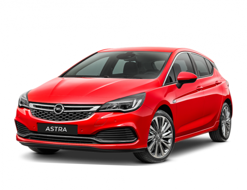 OPEL ASTRA EXCITE – 1